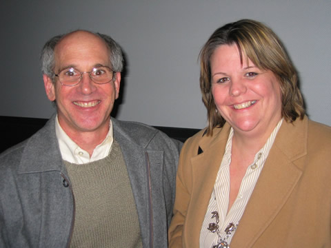 Mrs blaszczyk with louis sachar